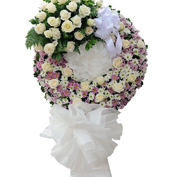 Kệ hoa viếng đám ma đẹp