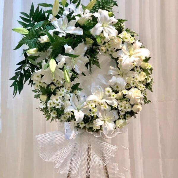 hoa viếng đám tang